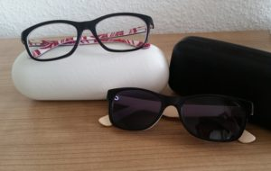 Meine neuen Brillen von Mister Spex