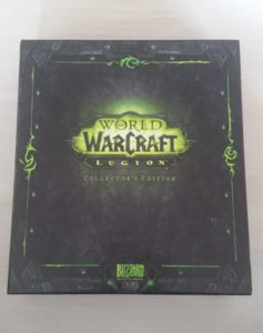 World of Warcraft Legion Collectors Edition