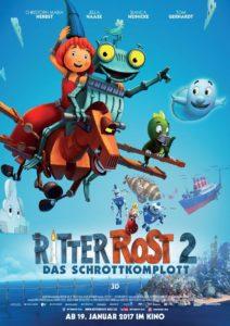 Ritter Rost 2 - das Schrottkomplott Kinoplakat