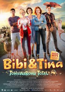 Bibi und Tina Tohuwabohu Total Kinoplakat