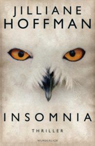Insomnia von Jilliane Hoffman erschienen im Wunderlich Verlag des Hauses rowohlt
