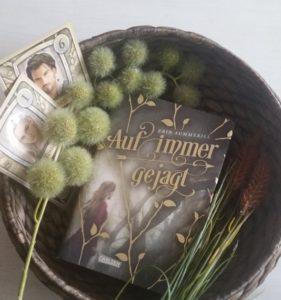 Auf immer gejagt von Erin Summerill - erschienen im Carlsen Verlag