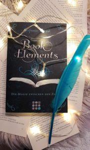 Book Elements - die Magie zwischen den Zeilen von Stefanie Hasse erschienen im impress. Verlag