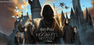 Harry Potter Hogwarts Mystery App