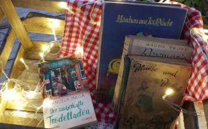 der zauberhafte Troedelladen von Manuela Inusa aus dem Blanvalet Verlag