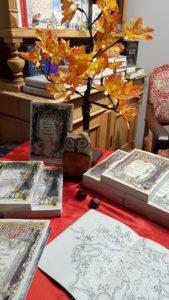Geschichten aus den Herbstlanden eine Anthologie mit 33 Kurzgeschichten von verschiedenen Autoren - herausgegeben von Fabienne Siegmund, Stephanie Kempin, Vanessa Kaiser und Thomas Lohwasser
