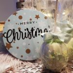 grinchige Schokoladenaepfel wie vom Weihnachtsmarkt - Gruene Aepfel mit weisser Schokolade ueberzogen