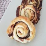 Rezept fuer Nutella Schnecken, ein Partyfingerfood von Chaoshoch4