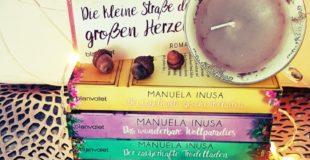 Rezension zu Die kleine Straße der großen Herzen von Manuela Inusa aus dem Blanvalet Verlag