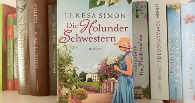 Buchvorstellung Die Holunderschwestern von Teresa Simon aus dem Heyne Verlag - eine Rezension von Chaoshoch4
