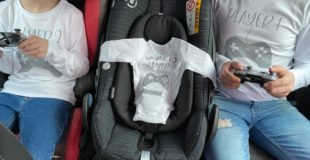 Wir bekommen ein Baby - Babyannouncement